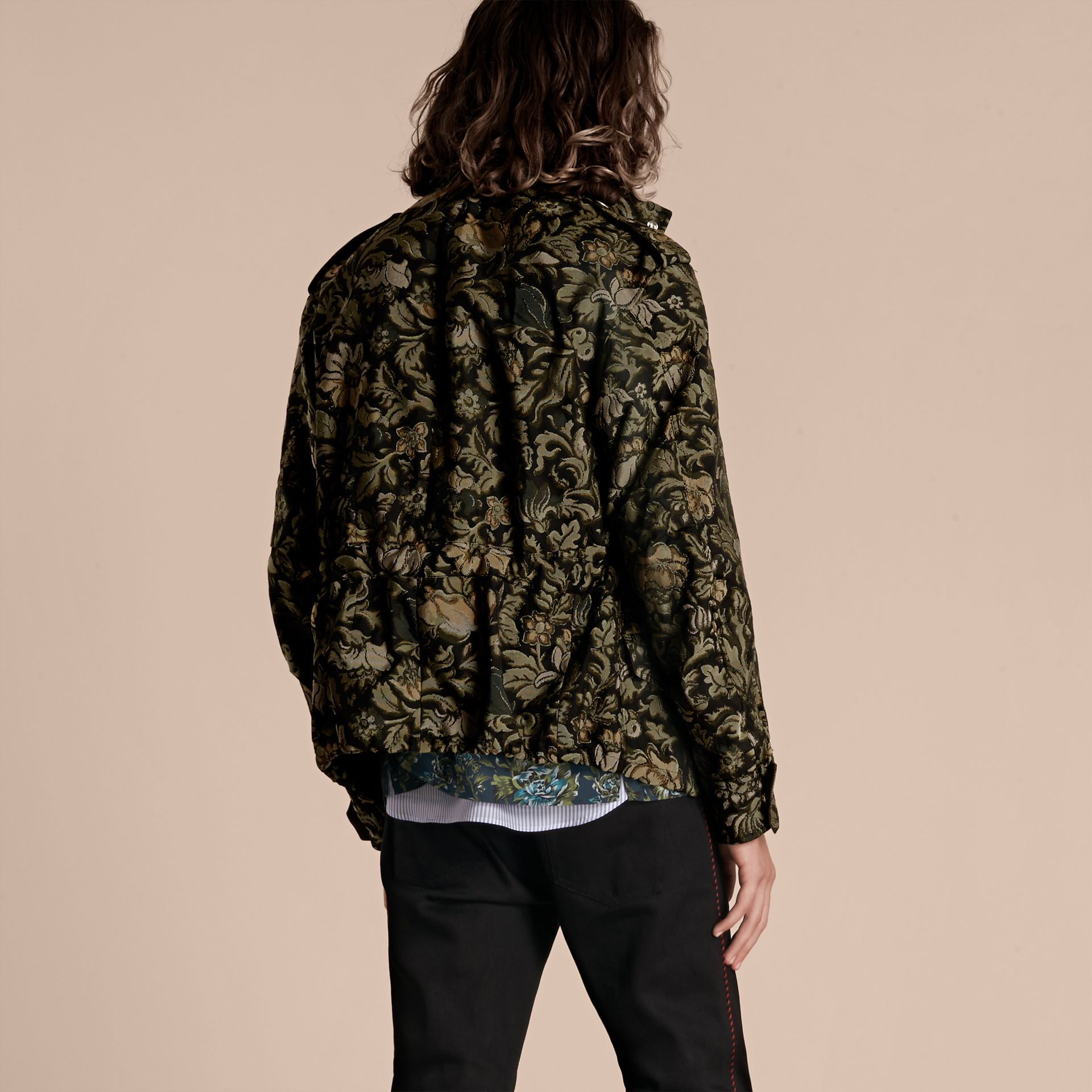 Sage The Floral Field Jacket - gallery image 3