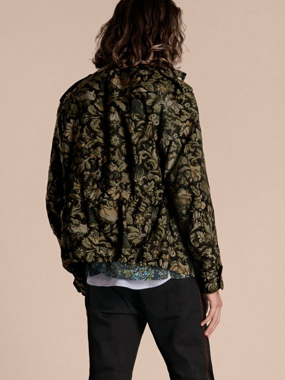 Sage The Floral Field Jacket - cell image 2