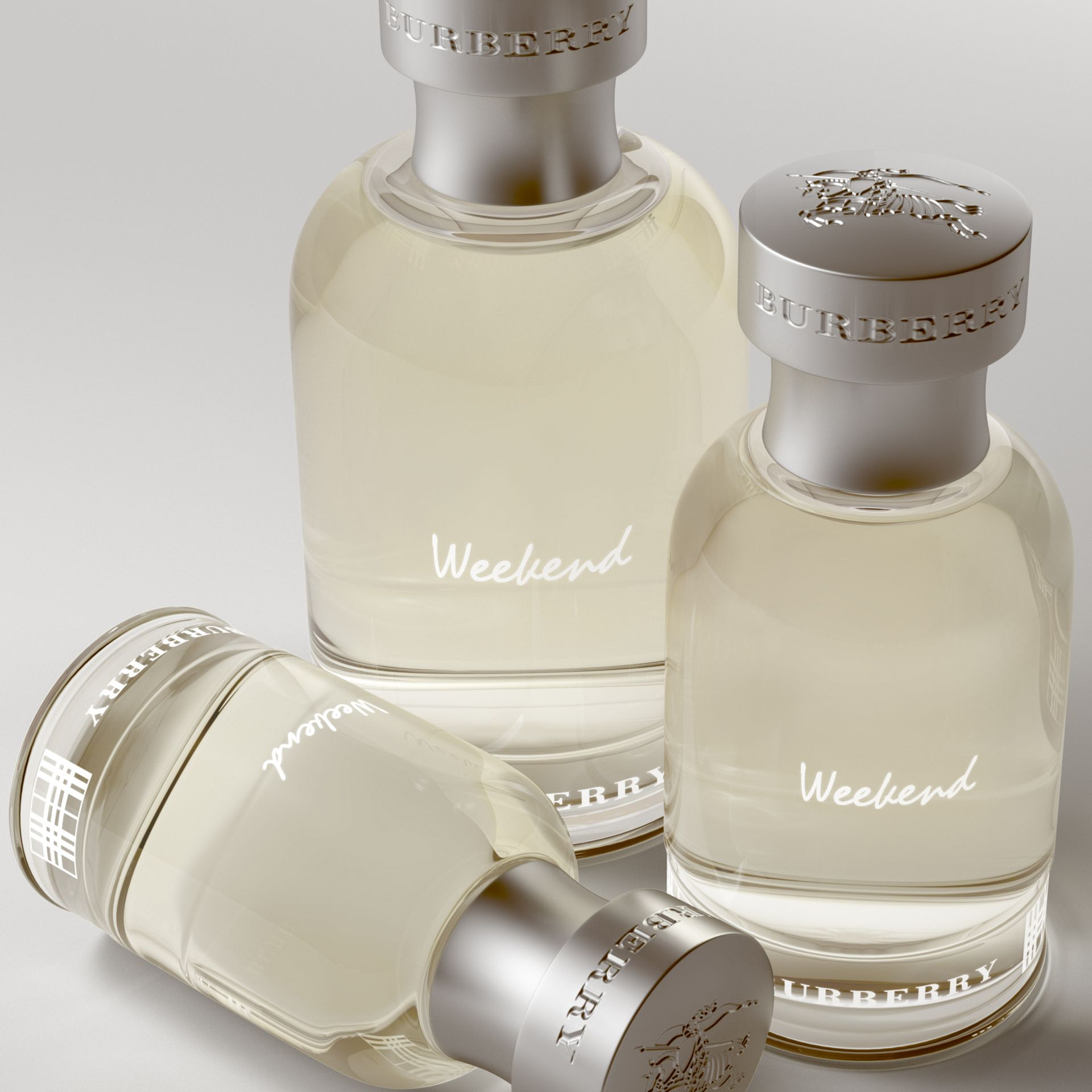 Burberry Weekend Eau de Toilette 100ml - Men | Burberry Australia - gallery image 1