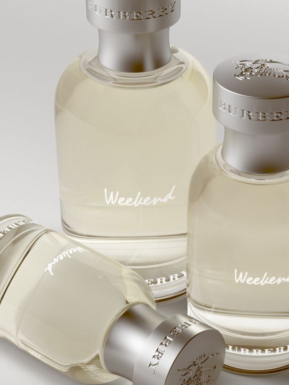 Burberry Weekend Eau de Toilette 100ml - Men | Burberry United Kingdom - cell image 1