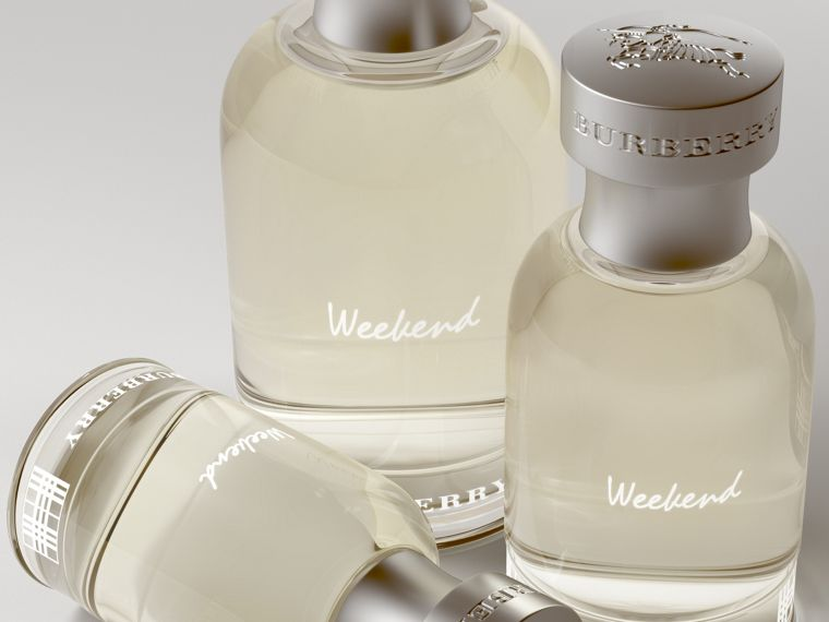 Burberry Weekend 淡香水 100ml - cell image 1