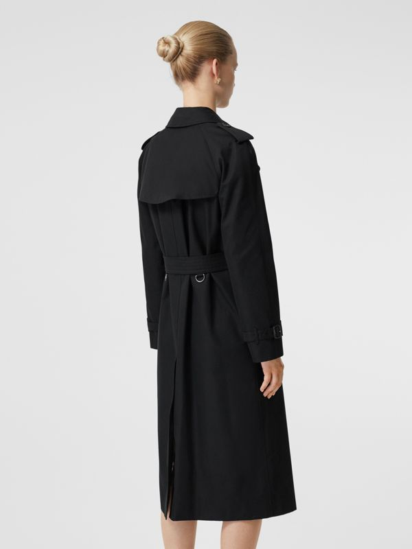 Trench Coat Waterloo (Preto) - Mulheres | Burberry - cell image 2