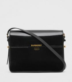 Large Patent Leather Grace Bag in Black 3cf07ad7181d1