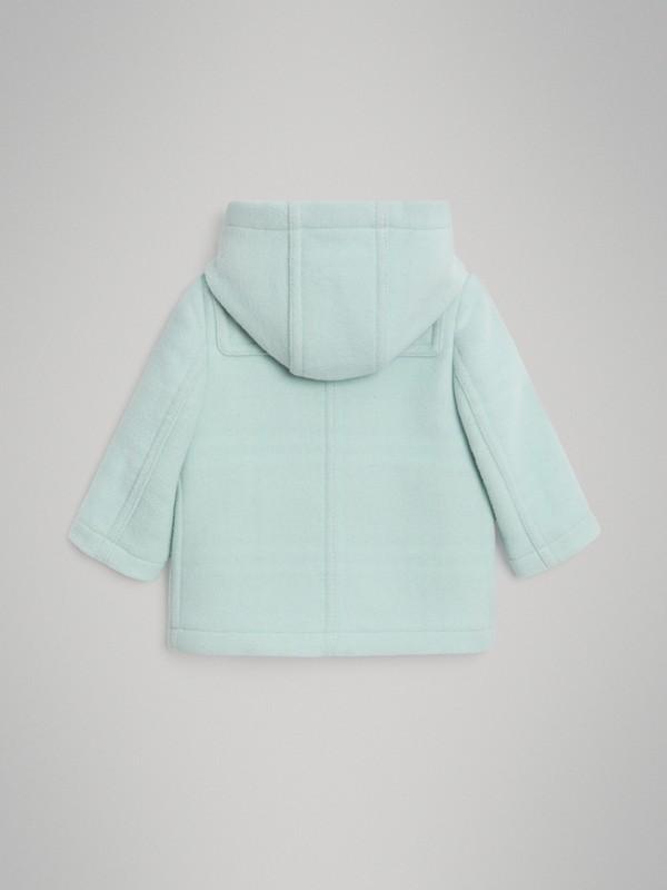 Duffle coat de lã (Menta Claro) | Burberry - cell image 3