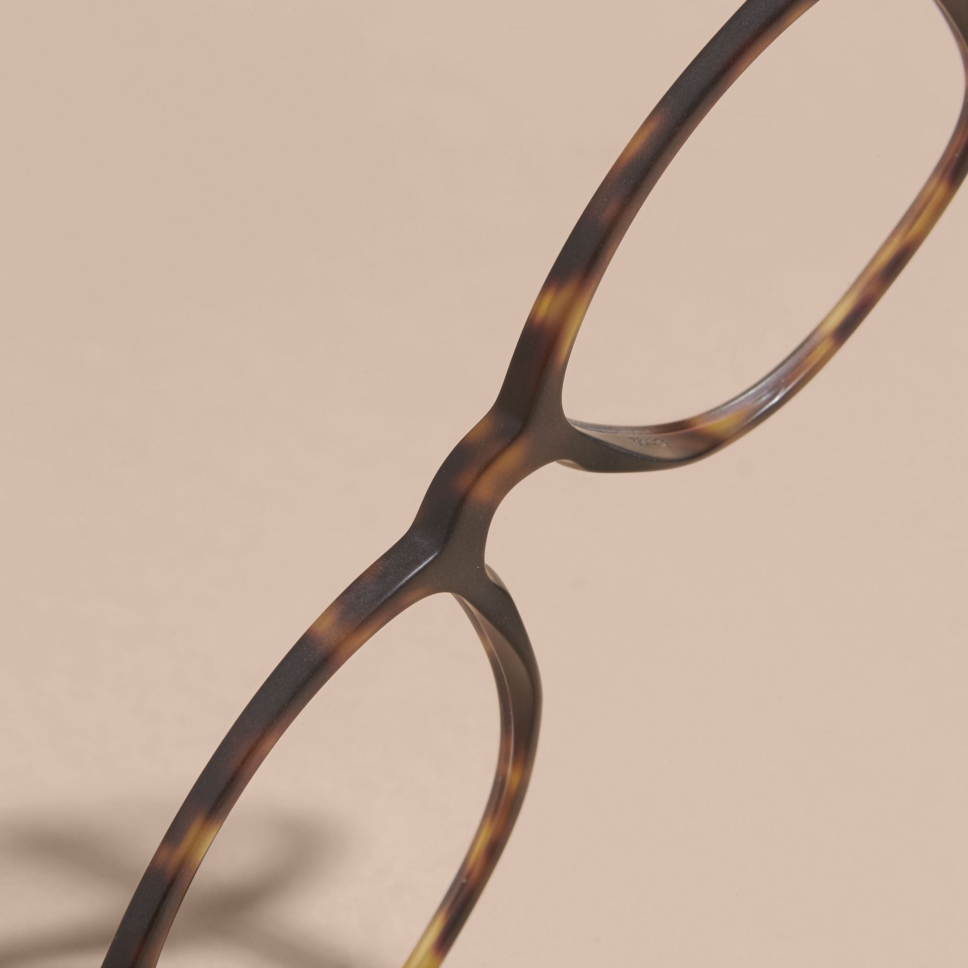 Tortoise shell Square Optical Frames Tortoise Shell - gallery image 5