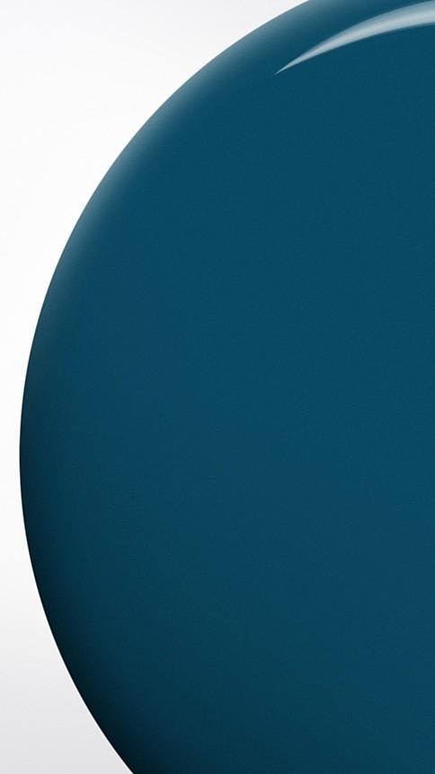 Teal blue 427 Nail Polish - Teal Blue No.427 - Image 2