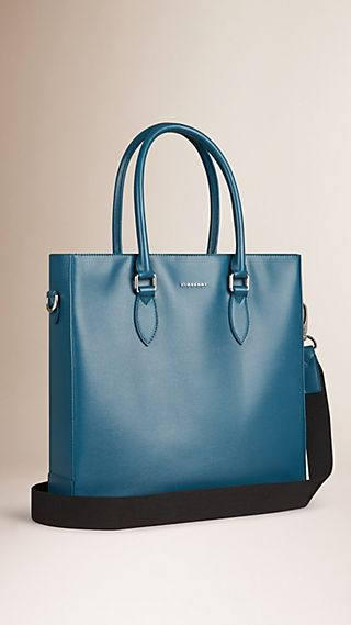 Borsa tote in pelle London