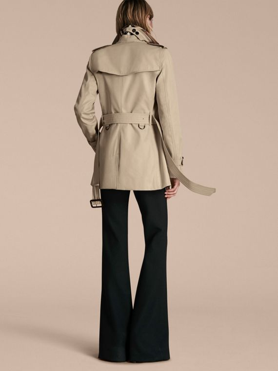Pietra The Kensington - Trench coat Heritage corto Pietra - cell image 2