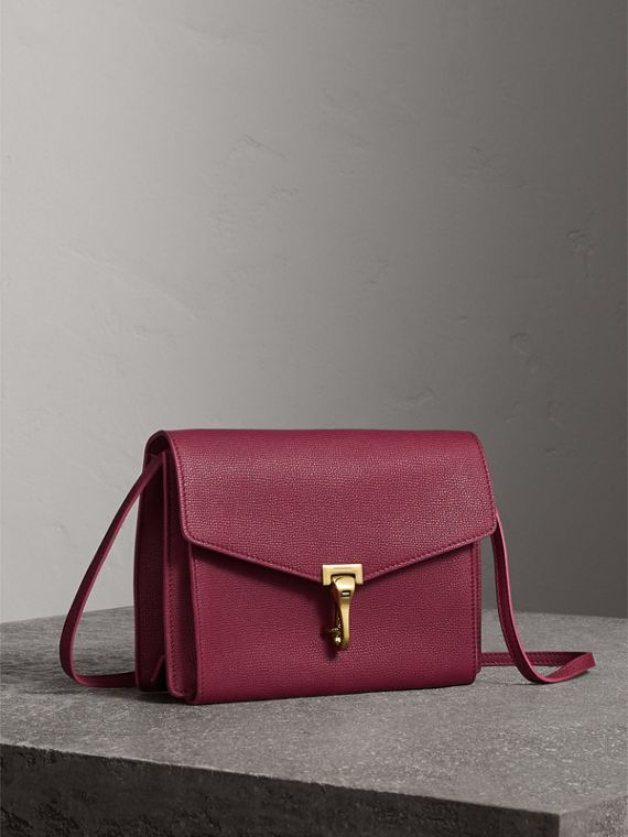 Small Grainy Leather Crossbody Bag - Women | Burberry