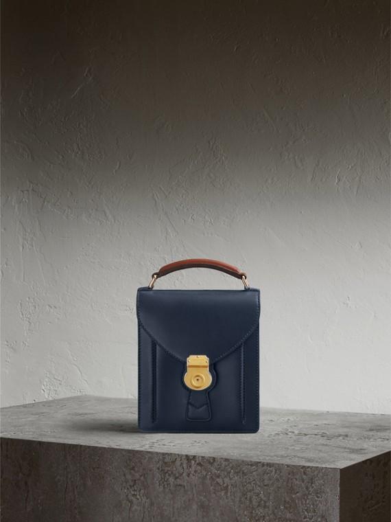 Kleine DK88-College-Tasche Dunkles Marineblau