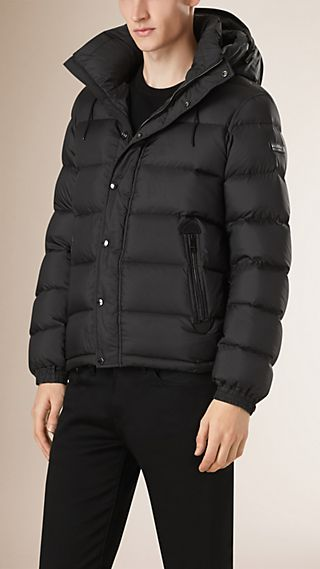 Lightweight Down-filled Puffer Jacket