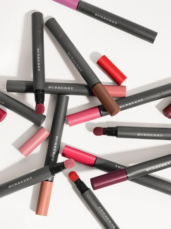 Lip Velvet Crush – Tangerine Red Nº 58 - Mulheres | Burberry - cell image 3