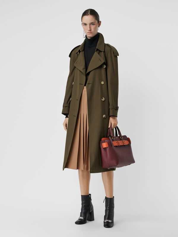The Small Belt Bag aus Leder (Tiefes Weinrot) - Damen | Burberry - cell image 2