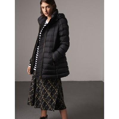 Down puffer jacket women