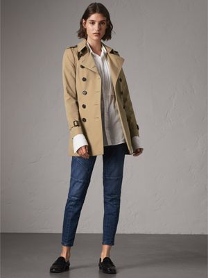 Women's Short Trench Coats | Burberry United Kingdom