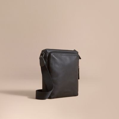 934b3d5f943f Burberry Leather Crossbody Bag In Black