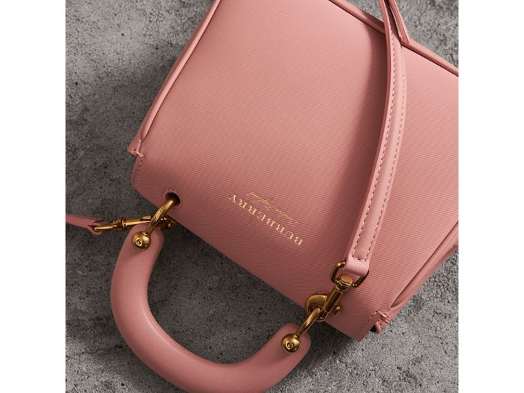 The Small DK88 Top Handle Bag in Ash Rose - Women | Burberry United States - cell image 4