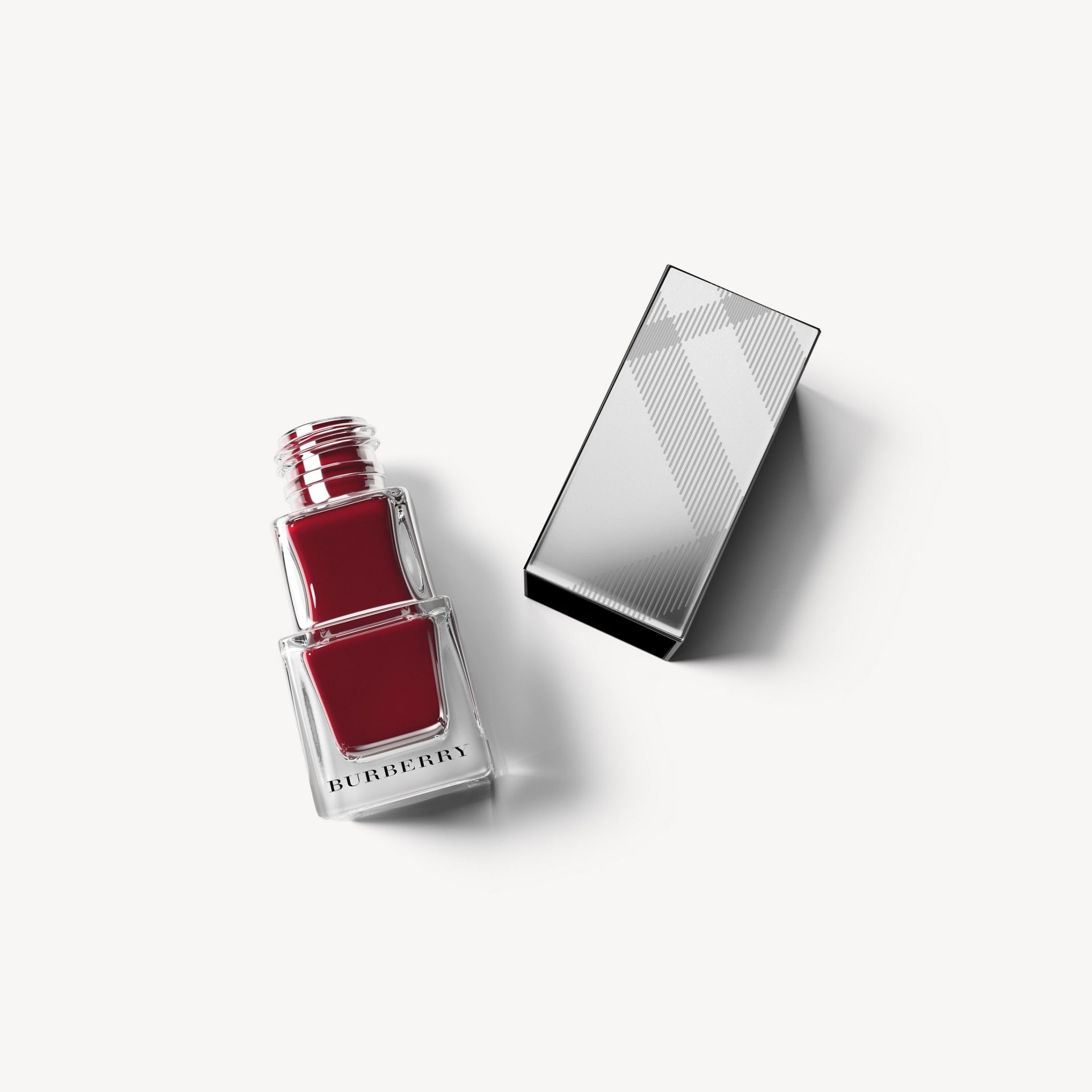 Nail Polish - Black Cherry No.304 - Women | Burberry - gallery image 1