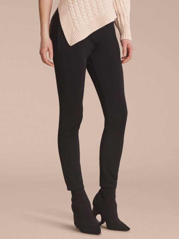 Heavy Twill Sports Trousers - Women | Burberry