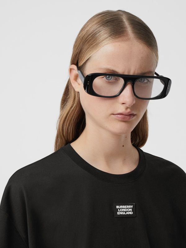 Blake Frames in Black | Burberry - cell image 2