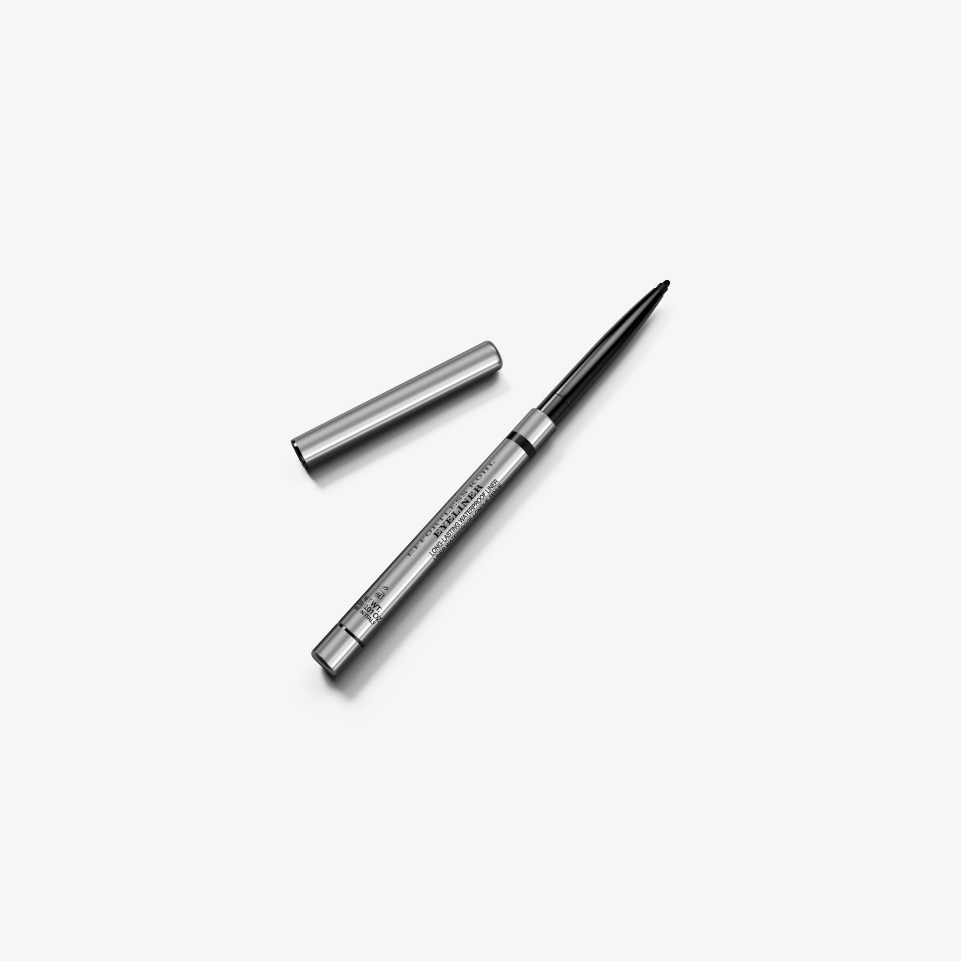 Effortless Kohl Eyeliner – Jet Black No.01 - Women | Burberry United Kingdom - gallery image 0