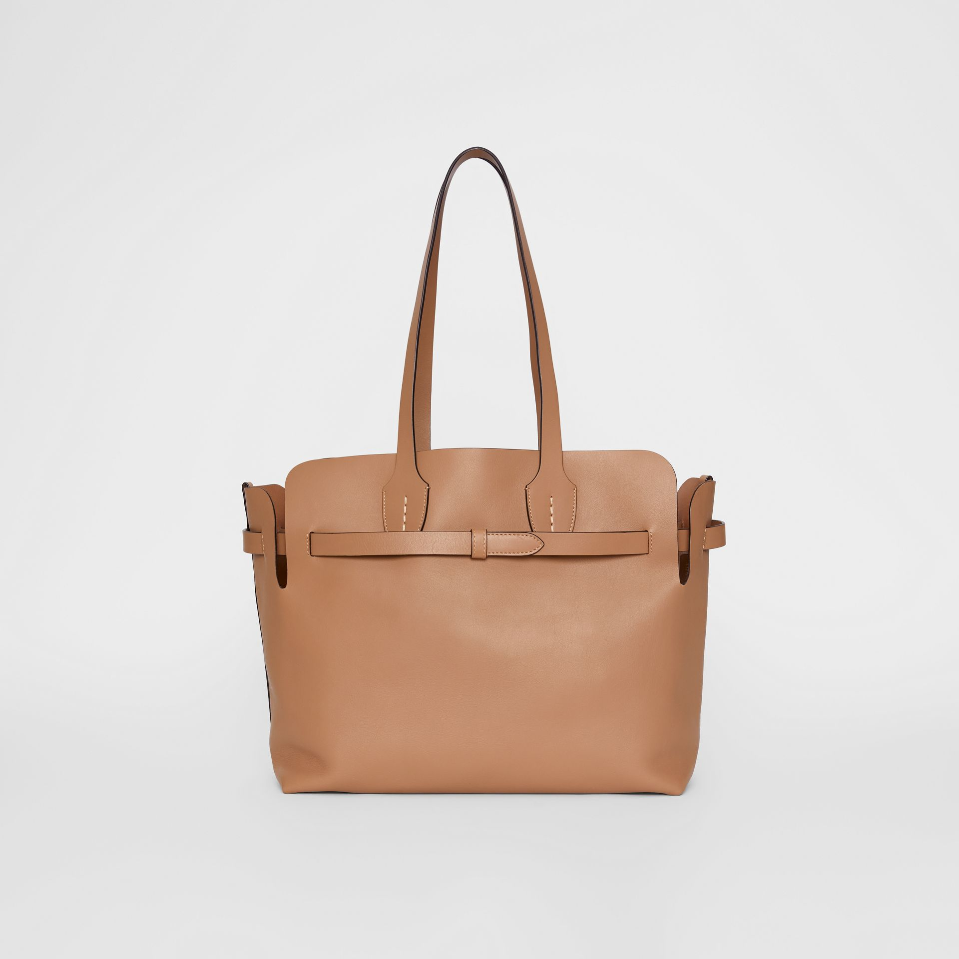 Sac The Belt moyen en cuir doux (Camel Clair) - Femme | Burberry - photo de la galerie 7