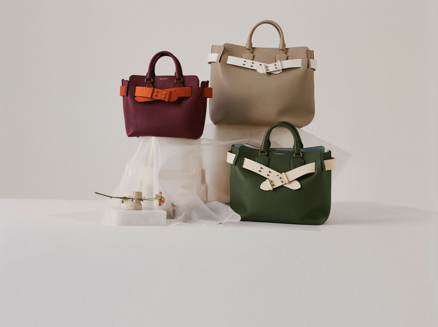 La collection de sacs The Belt