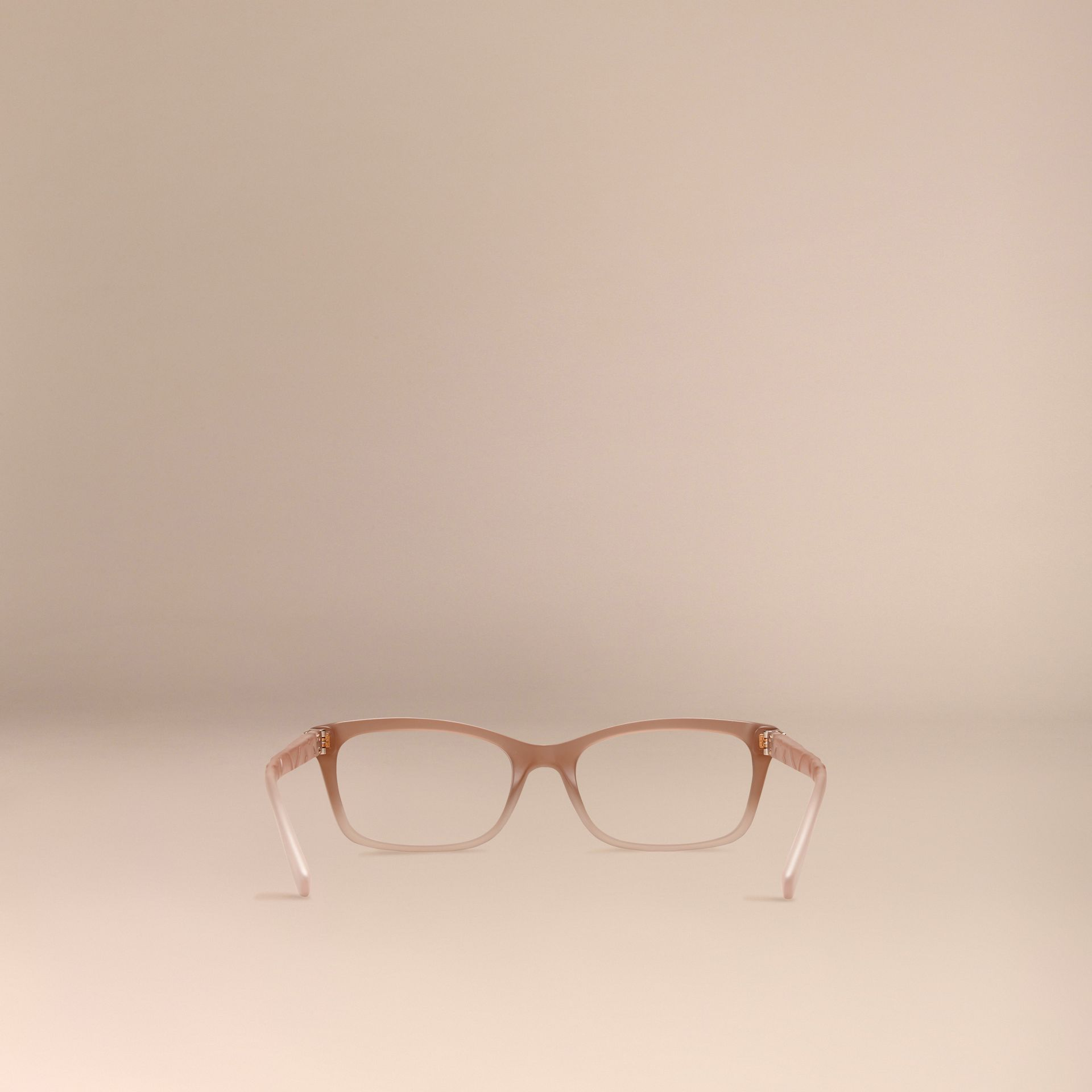 Check Detail Rectangular Optical Frames Trench - gallery image 4