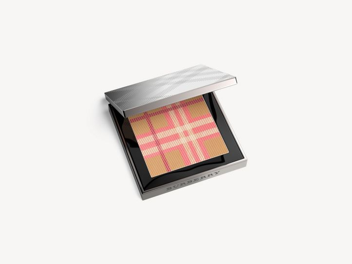 The Check Palette Duo blush et bronzer (Rose)