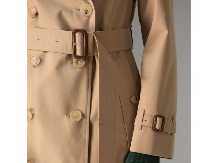 The Kensington – Trench Heritage (Miel) - Femme | Burberry - cell image 4