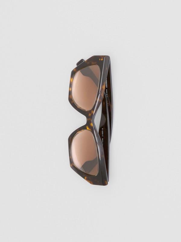 Butterfly-Sonnenbrille (Schildpattfarben) - Damen | Burberry - cell image 2