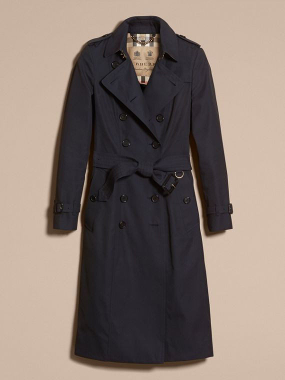 Marine Trench-coat Heritage extra-long The Chelsea Marine - cell image 3