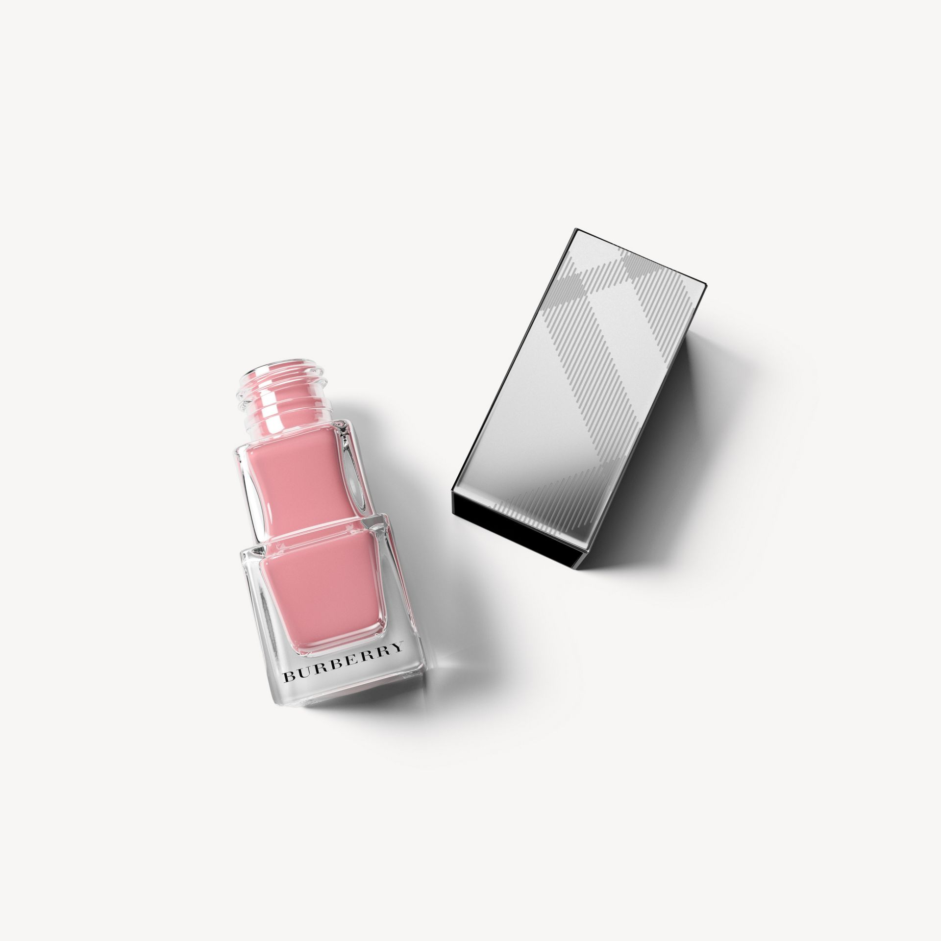 Nail Polish - Rose Pink No.400 - Donna | Burberry - immagine della galleria 1
