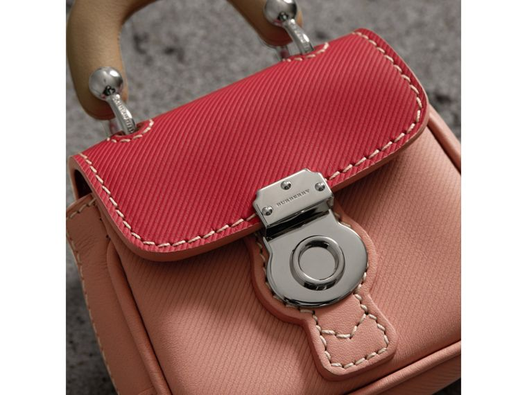 The DK88 Charm in Ash Rose/ Bright Russet | Burberry Australia - cell image 1