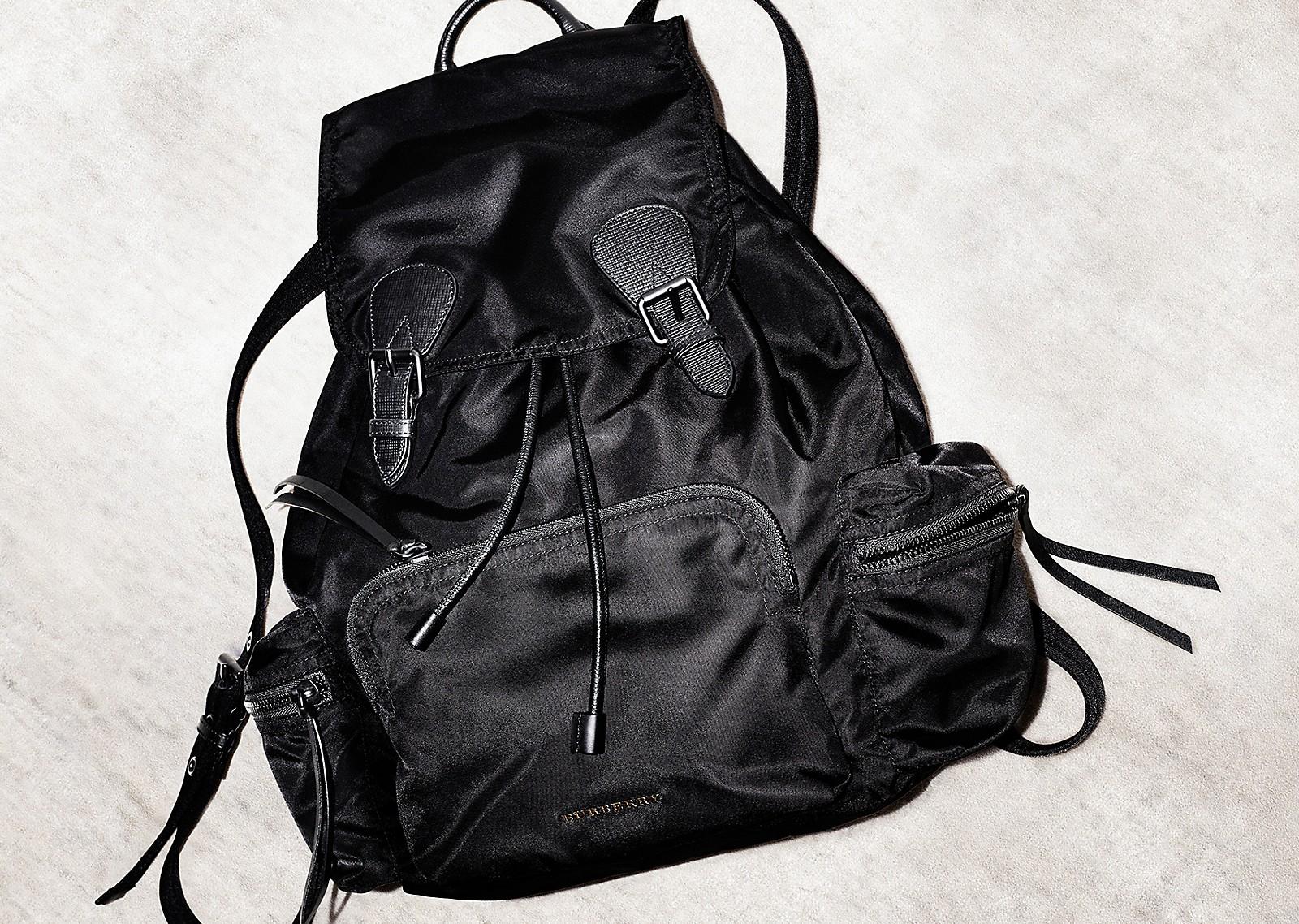 La mochila Rucksack