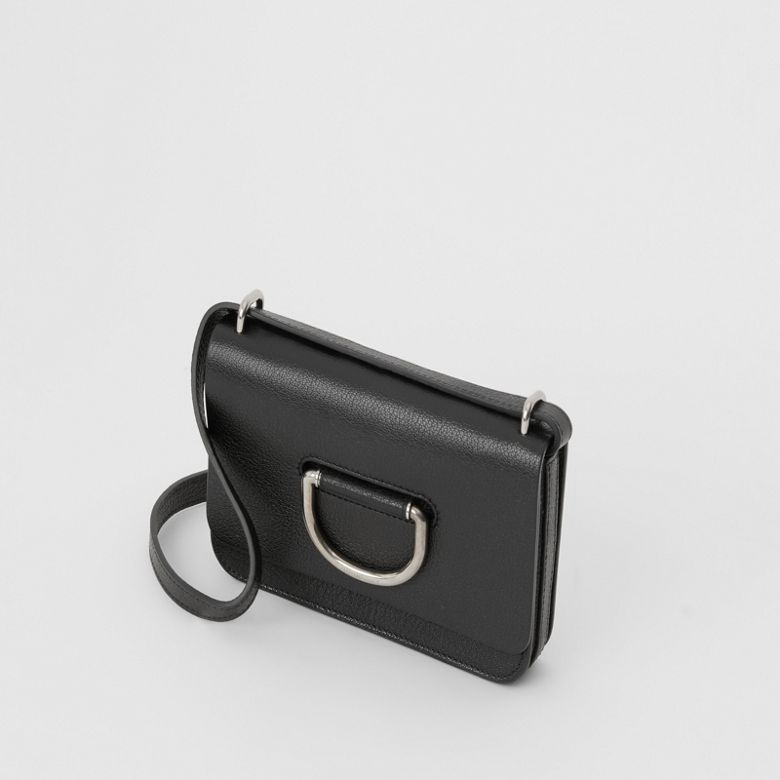 Burberry - Mini sac TheD-ring en cuir - 5