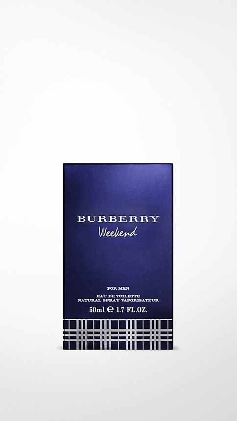 50ml Burberry Weekend Eau de Toilette 50ml - Image 2