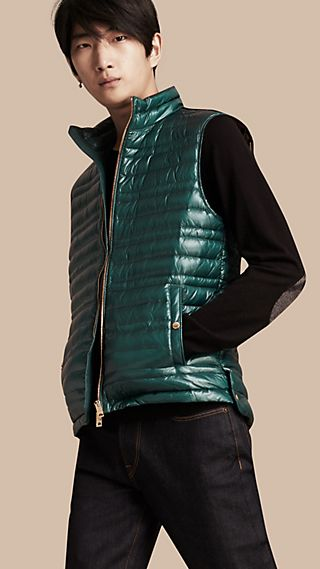 Lightweight Down-filled Gilet