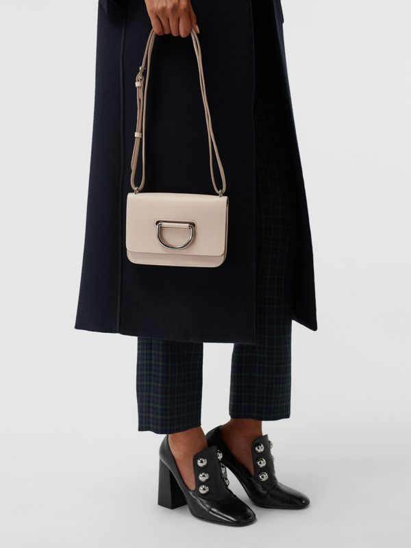 Mini sac The D-ring en cuir (Stone) - Femme | Burberry - cell image 3