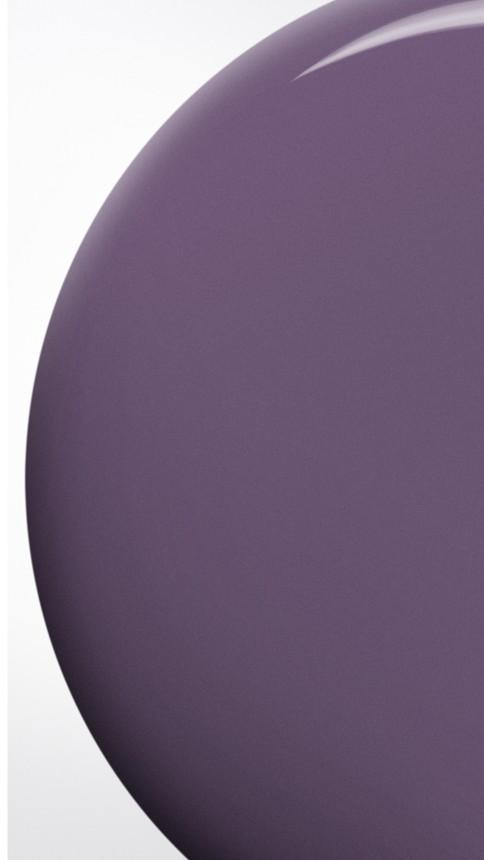 Pale grape 410 Nail Polish - Pale Grape No.410 - Image 2