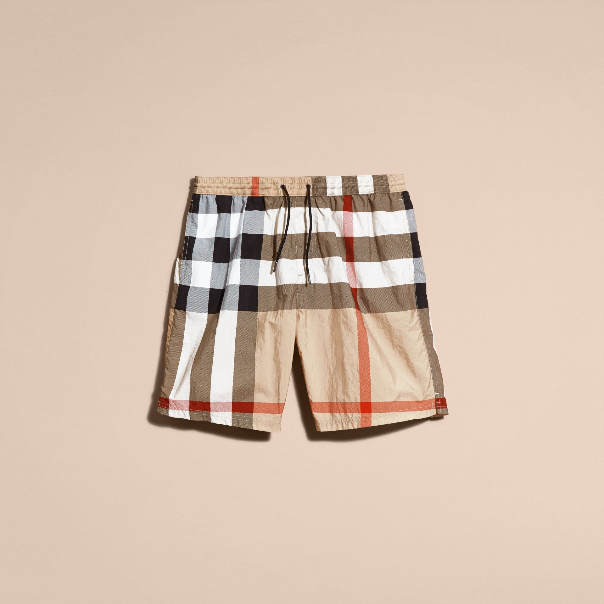New classic check Check Swim Shorts New Classic - gallery image 4