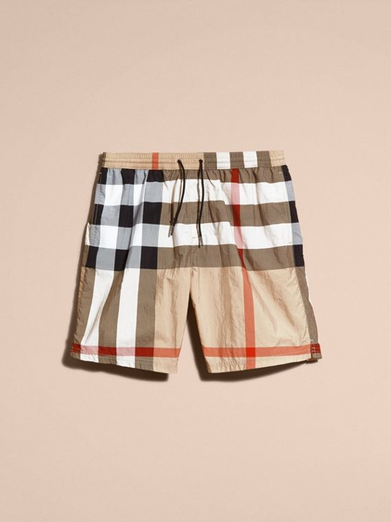 New classic check Check Swim Shorts New Classic - cell image 3