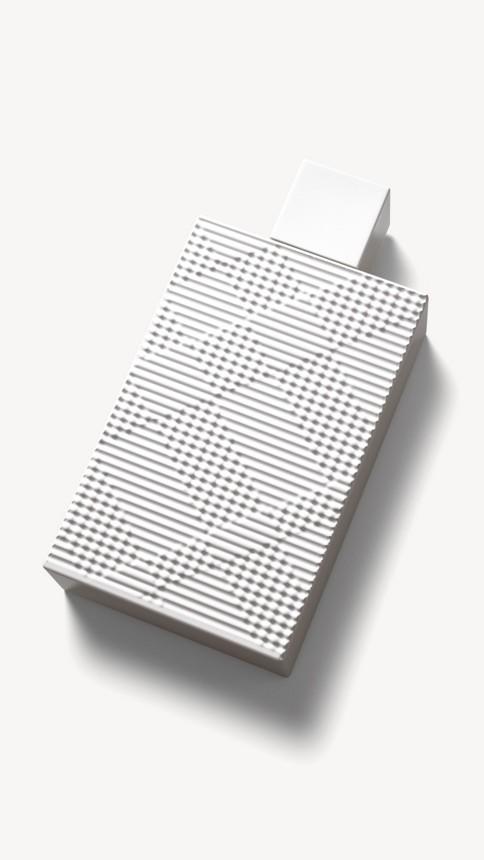 Blanc Lotion pour le corps BurberryBritRhythm 150ml - Image 1