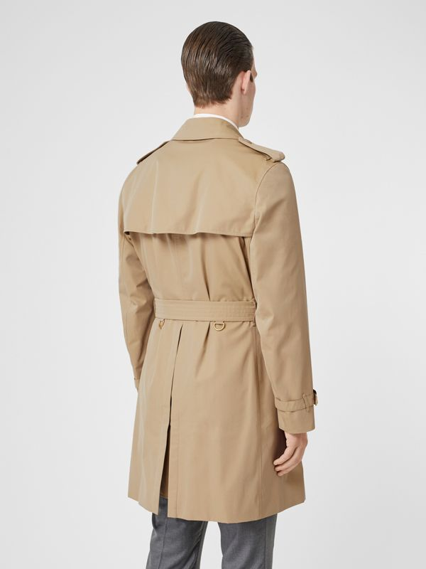 The Kensington Heritage Trench Coat in Honey - Men | Burberry - cell image 2