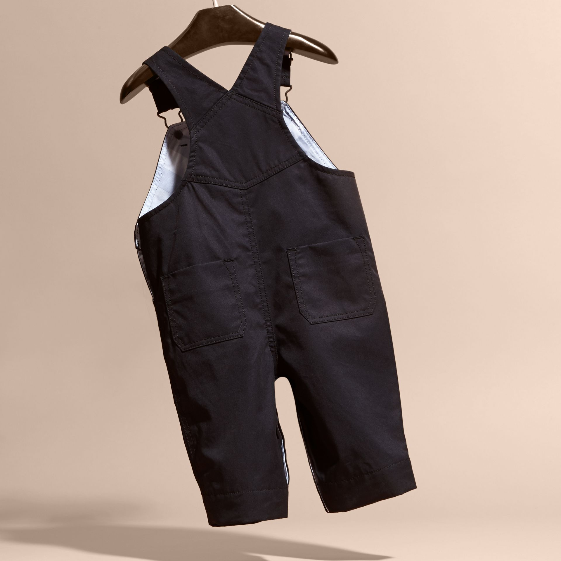 Cotton Twill Dungarees - gallery image 4