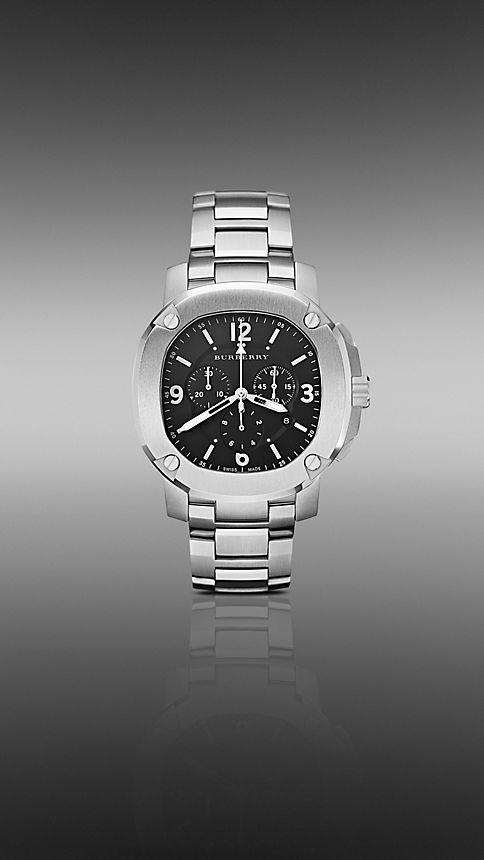 Steel The Britain BBY1102 47mm Chronograph - Image 1
