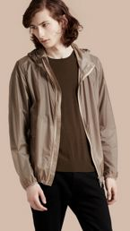 Ultra-lightweight Jacket with Hood