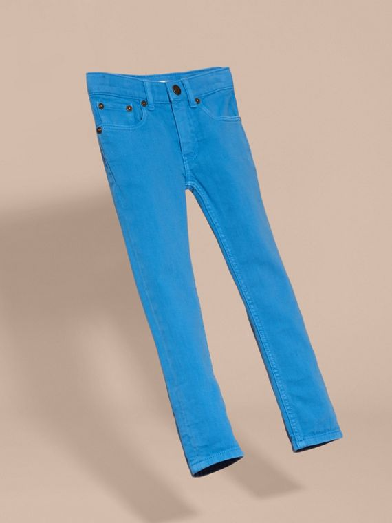 Chalk blue Skinny Fit Jeans - cell image 2