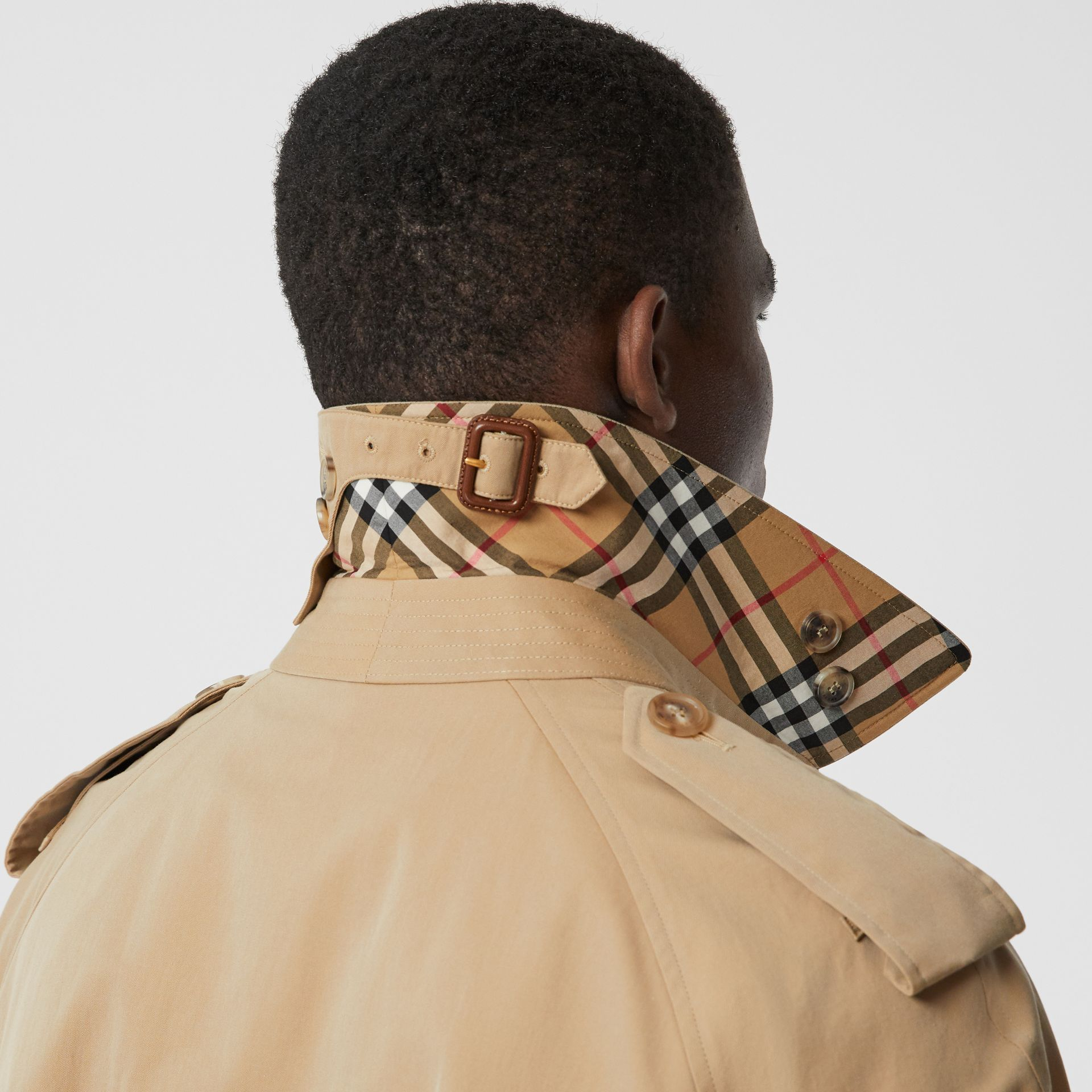 The Westminster Heritage Trench Coat in Honey - Men | Burberry Canada - gallery image 5