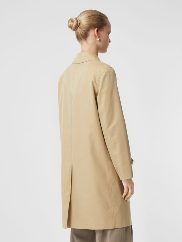 The Pimlico Car Coat in Honey - Women | Burberry - cell image 2